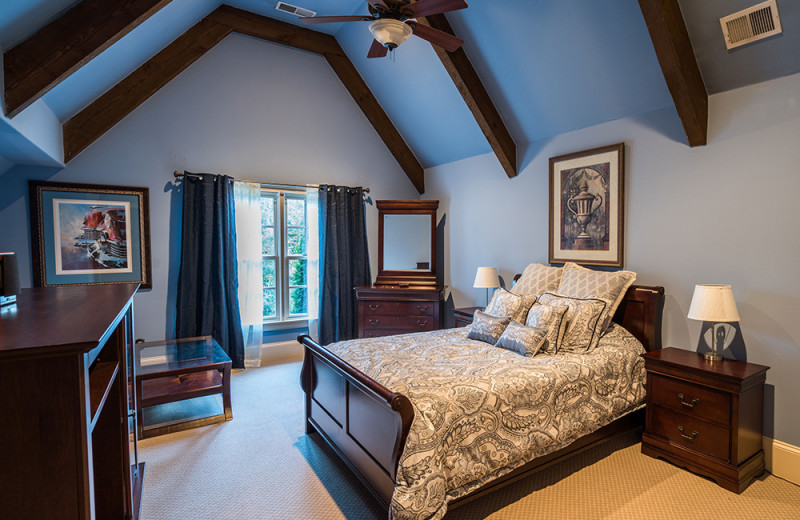 Bedroom at Lions Gate Estate.
