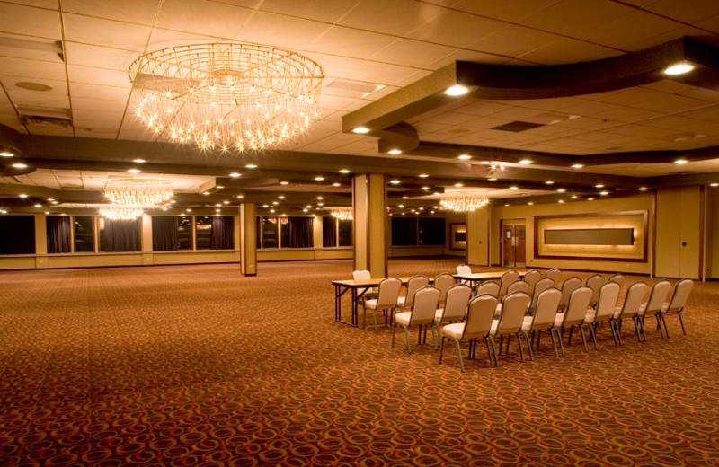 Ballroom and Event Space at The Woodlands Inn.