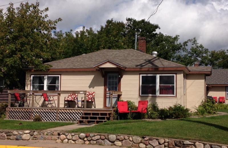 Rental exterior at Redman Rental Group.