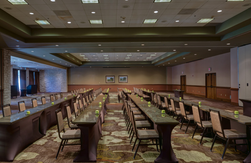 Conference center at Lakeway Resort and Spa.