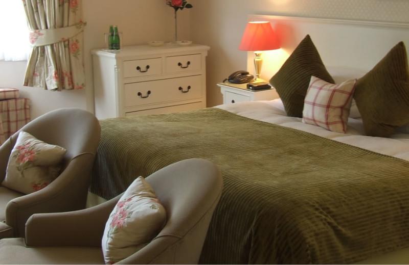 Guest room at Doonbrae B&B.