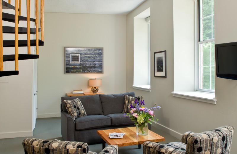 Guest Suite at Ledges Hotel