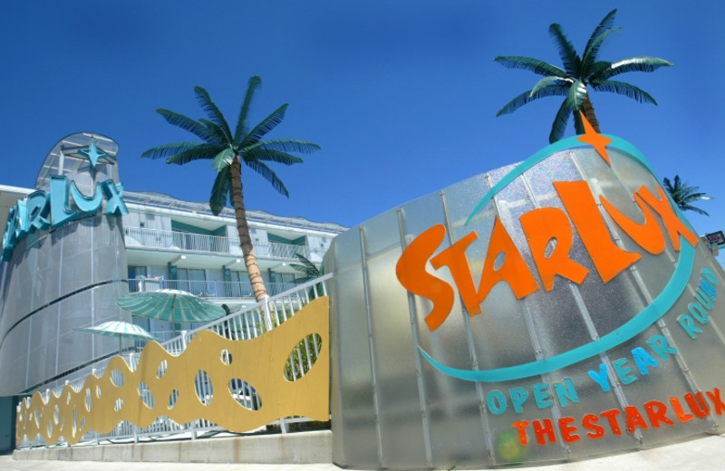 Star Lux Hotel at Moreys Pier Resorts