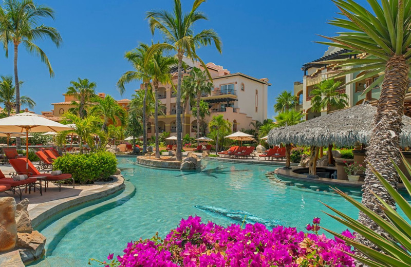 Outdoor pool at Sheraton Hacienda del Mar Resort & Spa.