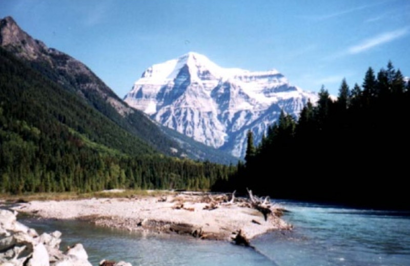 Mount Robson - Mt. Robson Provincial Park