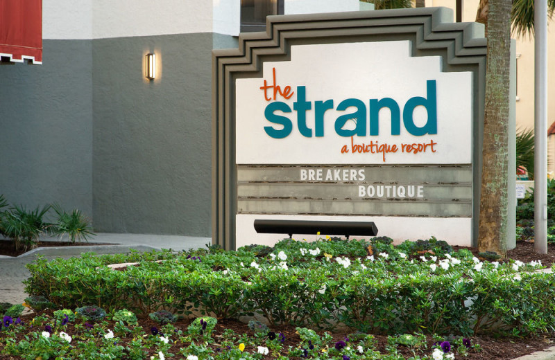 Welcome to The Strand Resort Myrtle Beach.