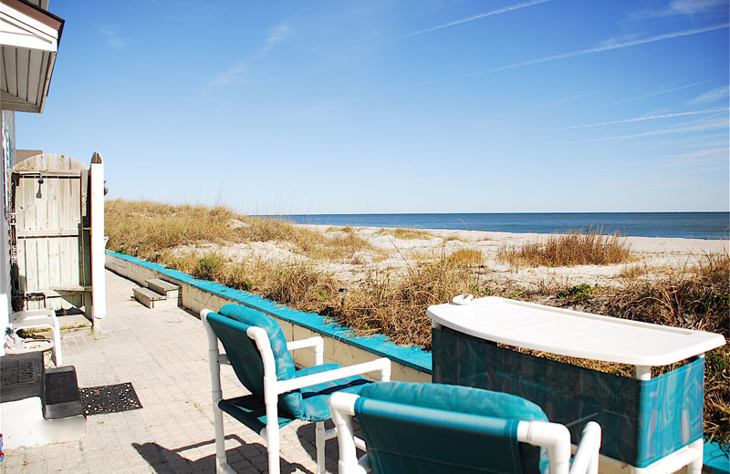 Beach View at Amelia Oceanfront Bed & Breakfast