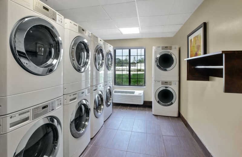 Laundry room at Staybridge Suites - Benton Harbor.
