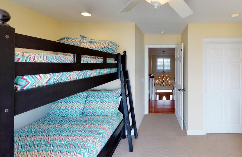 Bedroom at Ocean Blvd 702.