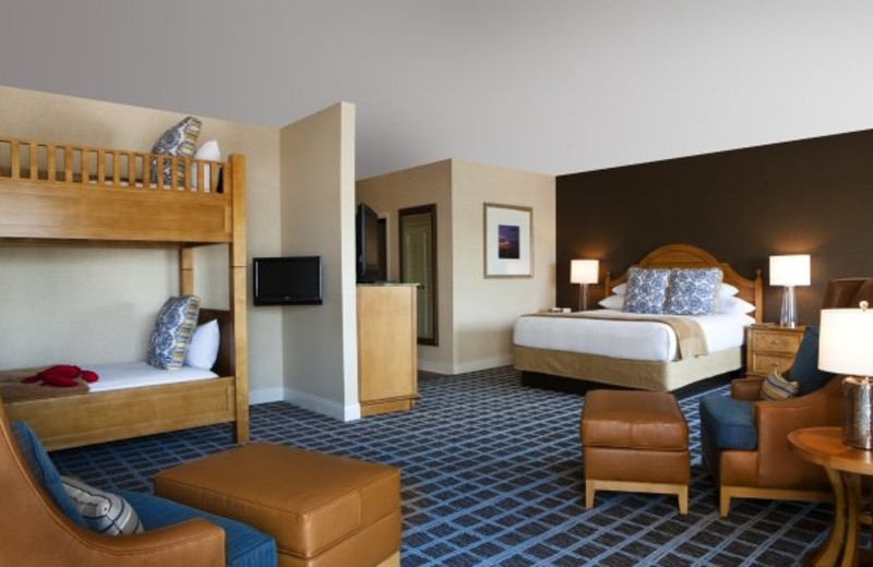 Interior view at Hyatt Regency Chesapeake Bay Golf Resort, Spa and Marina.