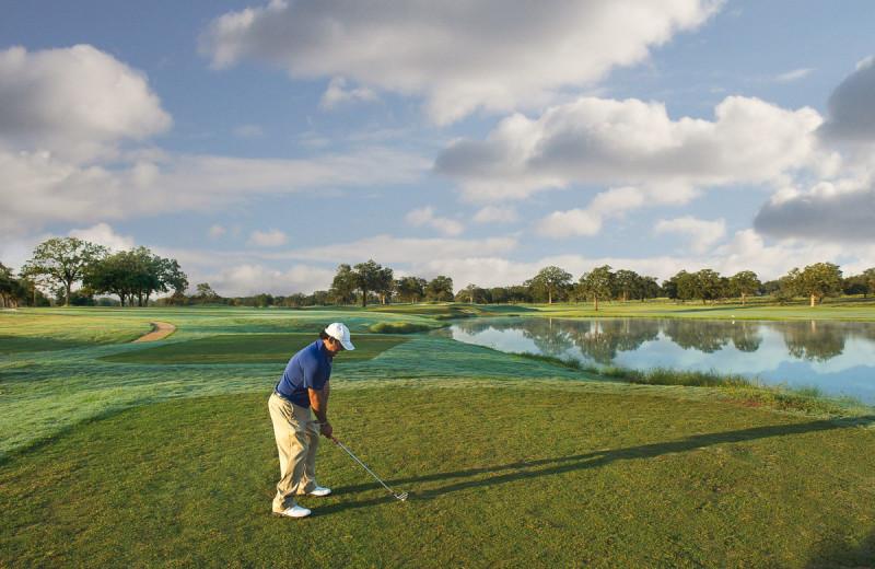 The Lady Bird Municipal Golf Course near Inn on Barons Creek.