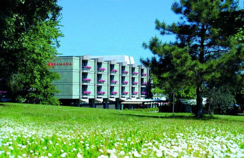 Exterior view of Atrium Hotel Nürnberg.