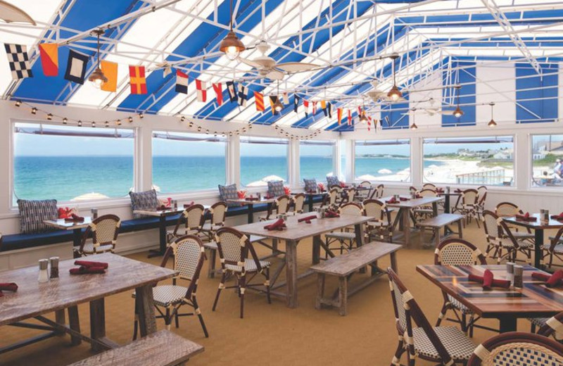 Red's 3 Seasons Porch at Sea Crest Beach Hotel