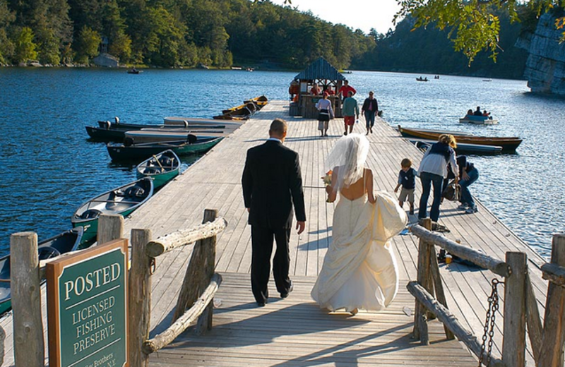 Weddings at Mohonk Mountain House