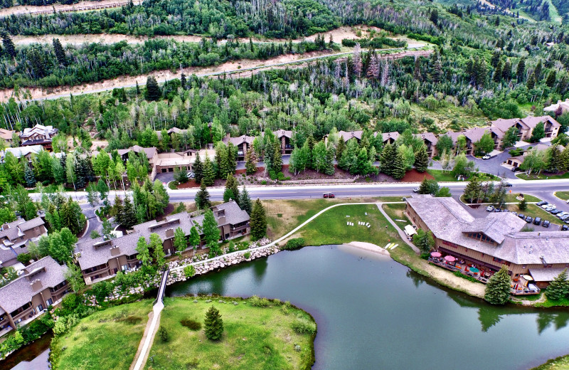 Rental exterior at Padzu Vacation Homes - Park City