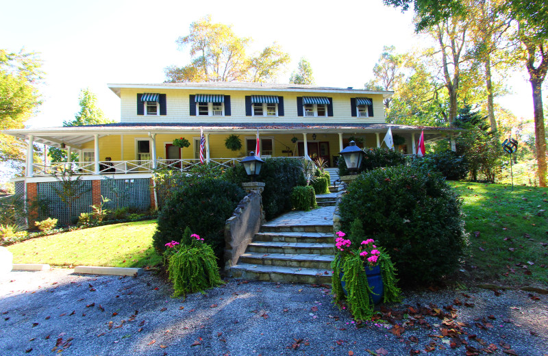 Spring at Orchard Inn and Cottages.