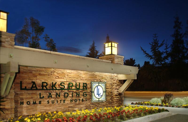 Exterior view of Larkspur Landing - Pleasanton.