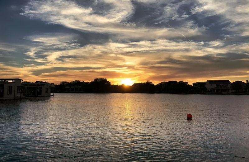 Lake view at All Seasons Accommodations, Inc.