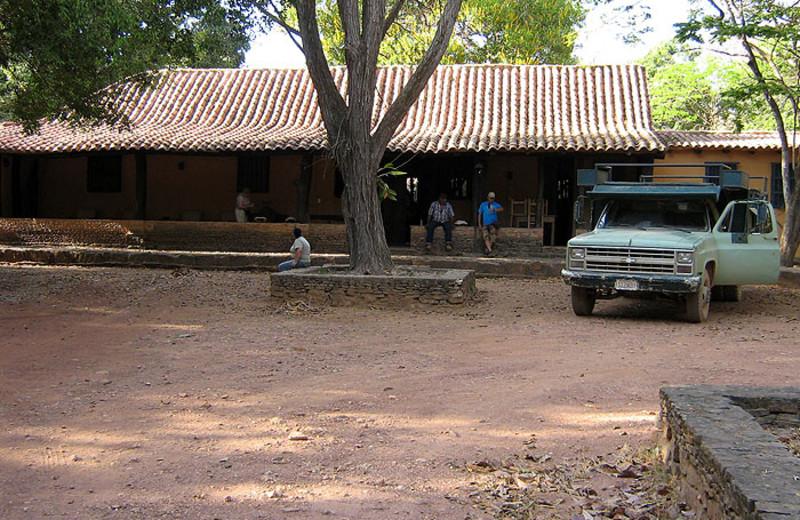 Exterior view of Hato Pinero.