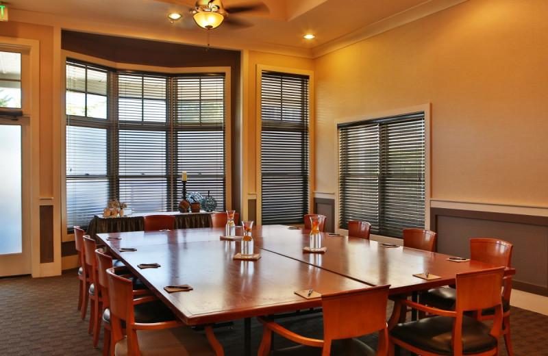 Meetings at The Resort at Port Ludlow.