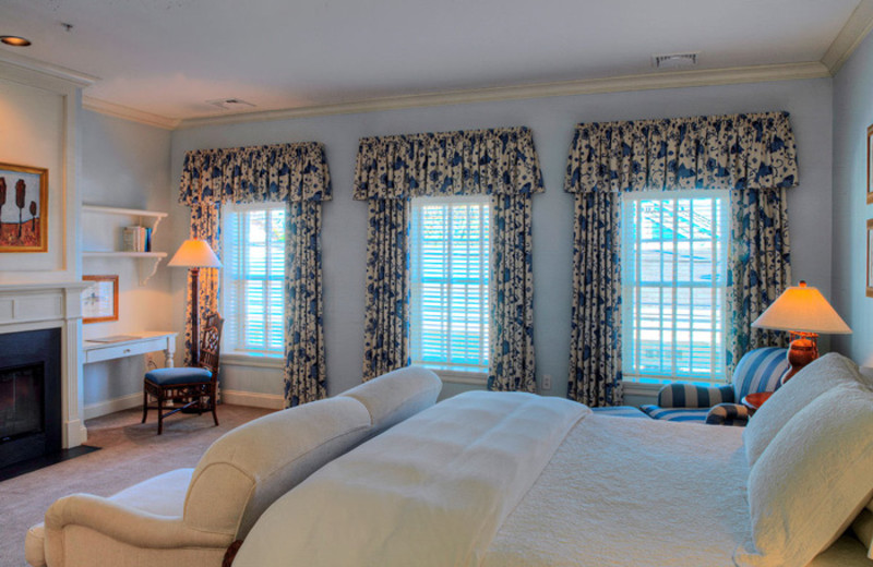 Guest Room at The Inn at Stonington