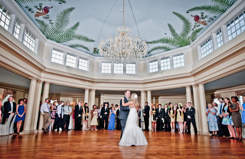 Weddings at Mountain View Grand Resort & Spa.