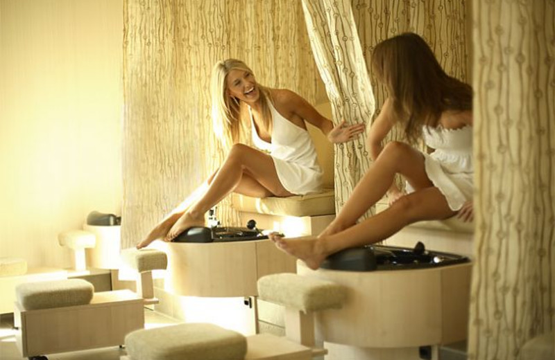 Spa Pedicure at Marriott Desert Springs Resort