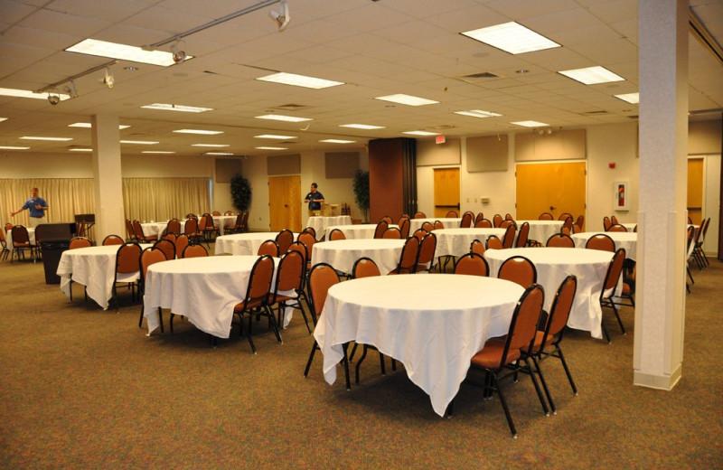 Conference center at Massanutten Resort.