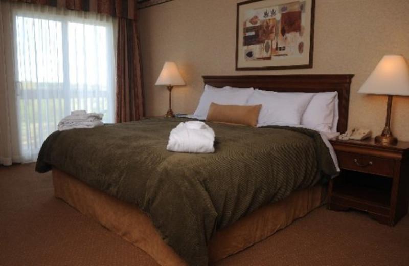Guest Room at Atlantica Hotel