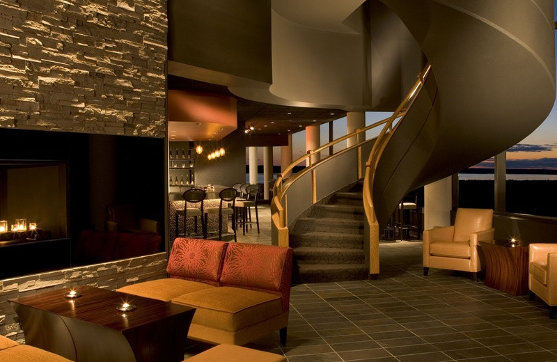 Aerie Lounge at Grand Traverse Resort.