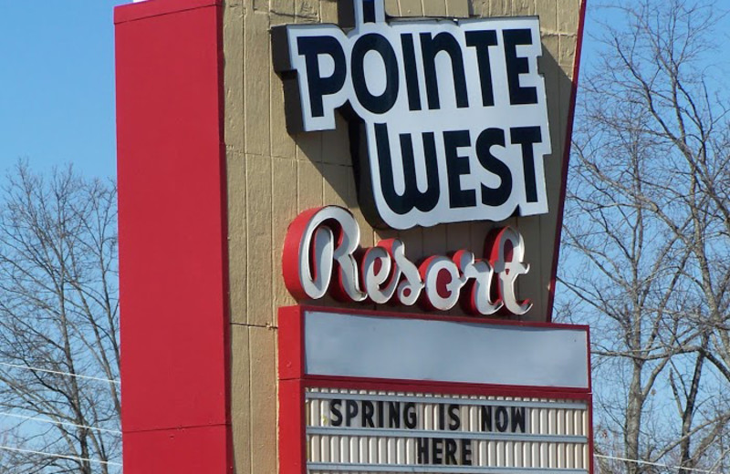 Welcome to Pointe West Resort & Suites.