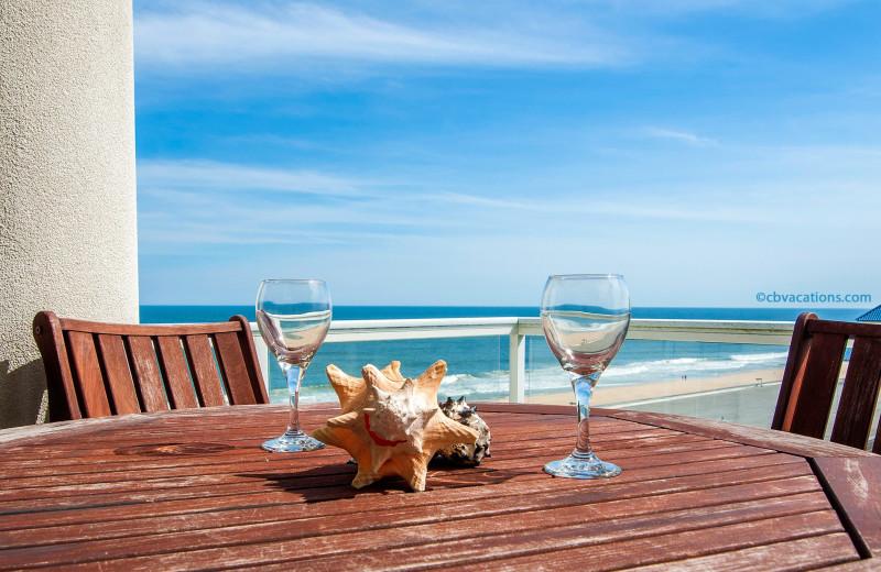 Rental balcony at CBVacations.com
