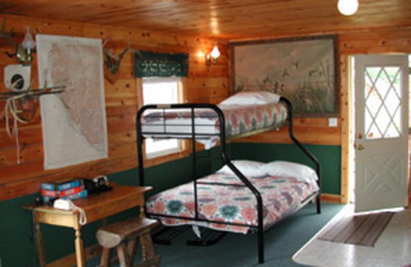 Bedroom View at Cedar Ridge Resort