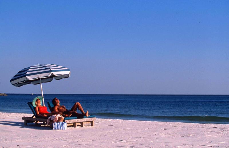 Romantic day at Perdido Beach Resort.