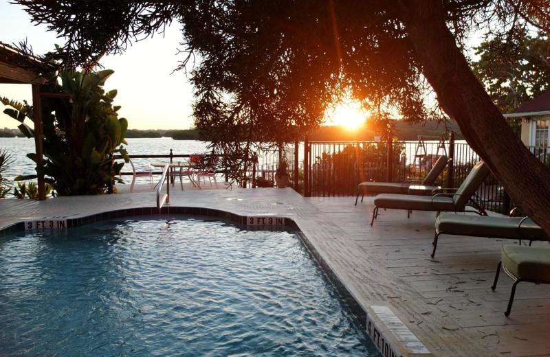 Pool at Turtle Beach Resort.