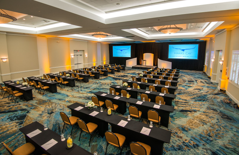 Conference at Hawks Cay Resort.