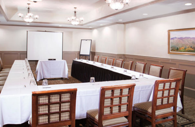 Meeting room at Dunhill Hotel