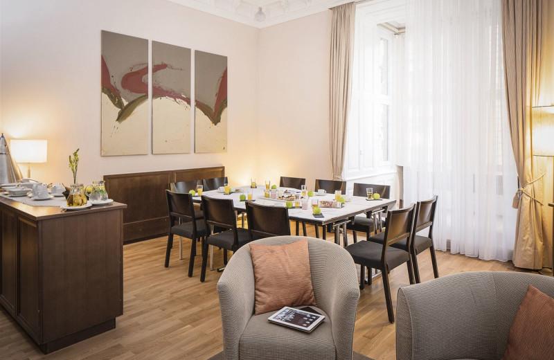 Meeting room at Hotel Rathauspark.
