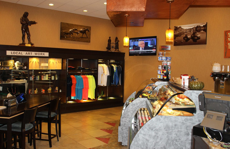 Shop at Prescott Resort & Conference Center.