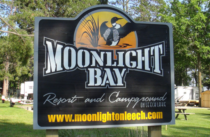 Welcome to Moonlight Bay Resort.