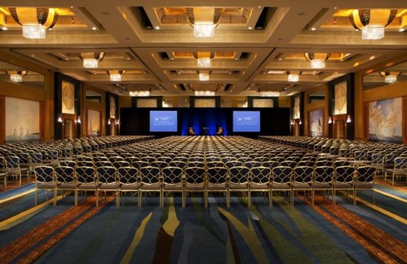 Conference view at Hyatt Regency Chesapeake Bay Golf Resort, Spa and Marina.