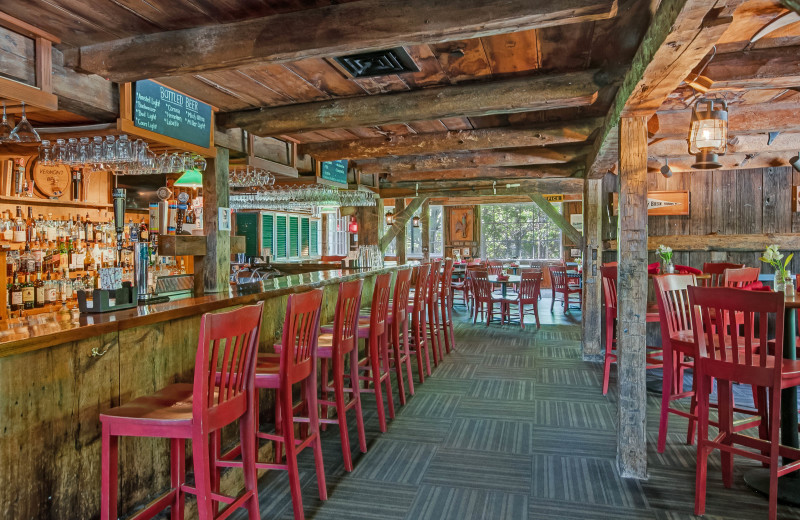 The Red Mill Restaurant at Basin Harbor.