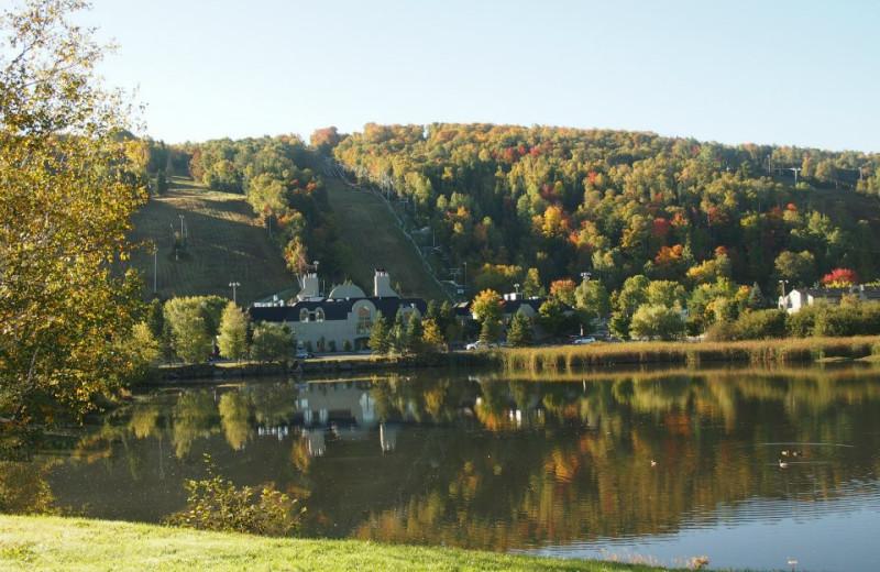 Exterior view of Valley of Saint-Sauveur.