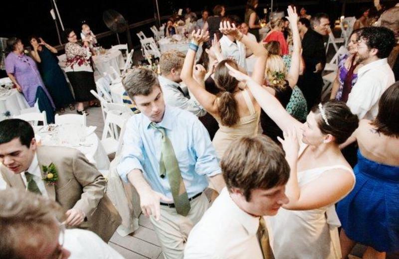 Weddings at Rivers Ridge Lodge