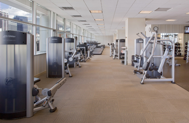 Fitness Center at Hyatt Regency Denver at Colorado Convention Center