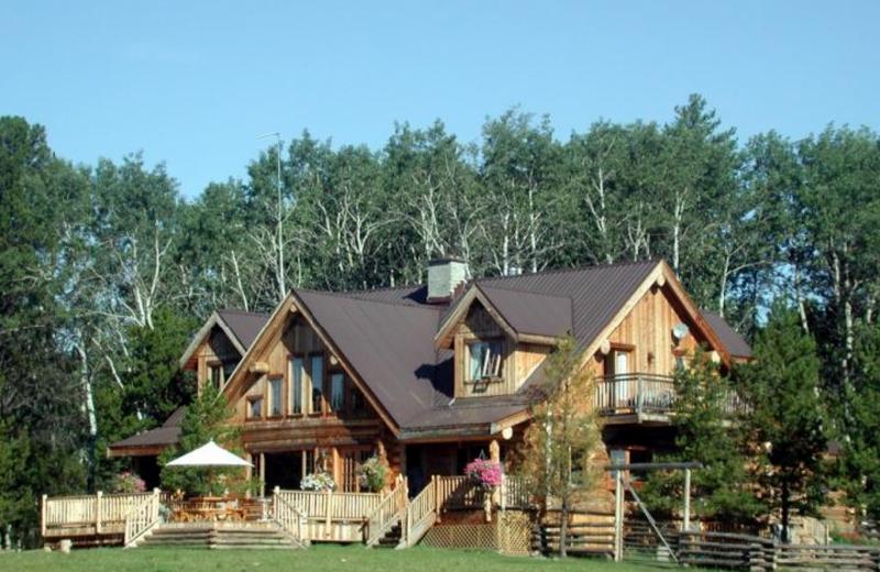 Exterior View at Siwash Lake Ranch