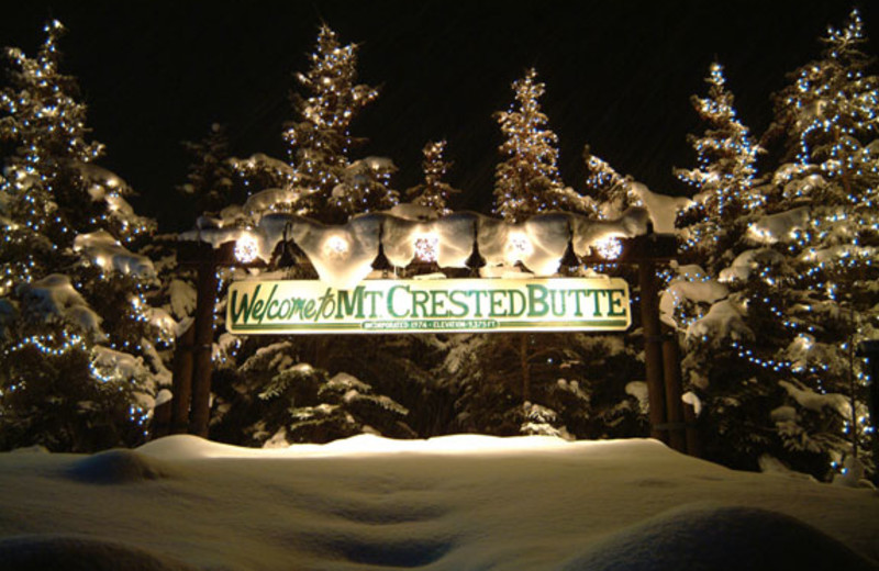 Entrance at The Nordic Inn.
