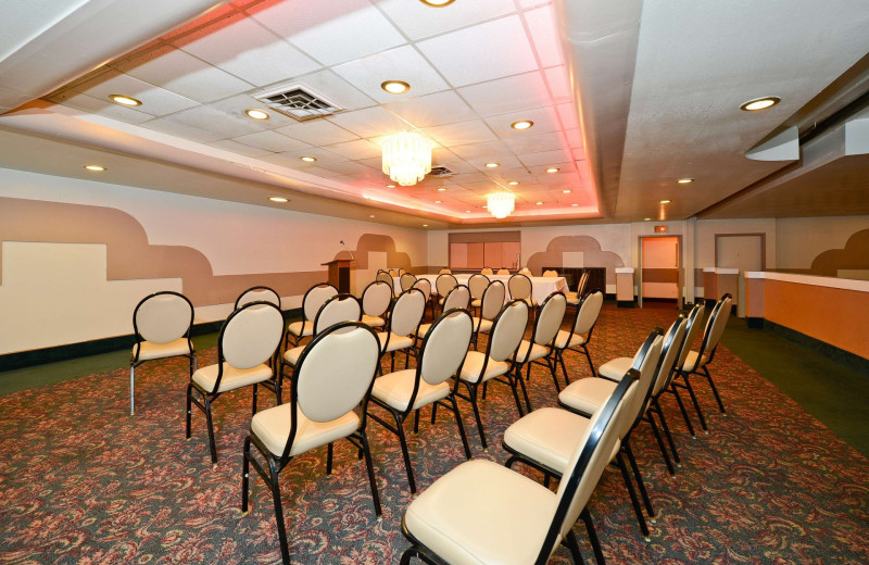 Meeting room at America's Best Value Inn - Benton Harbor.