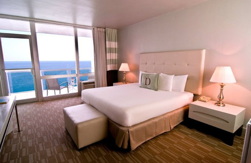 Guest Room at Deauville Beach Resort