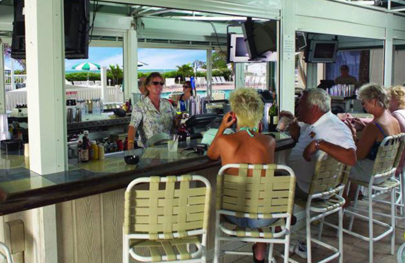 Tiki Bar at Lido Beach Resort